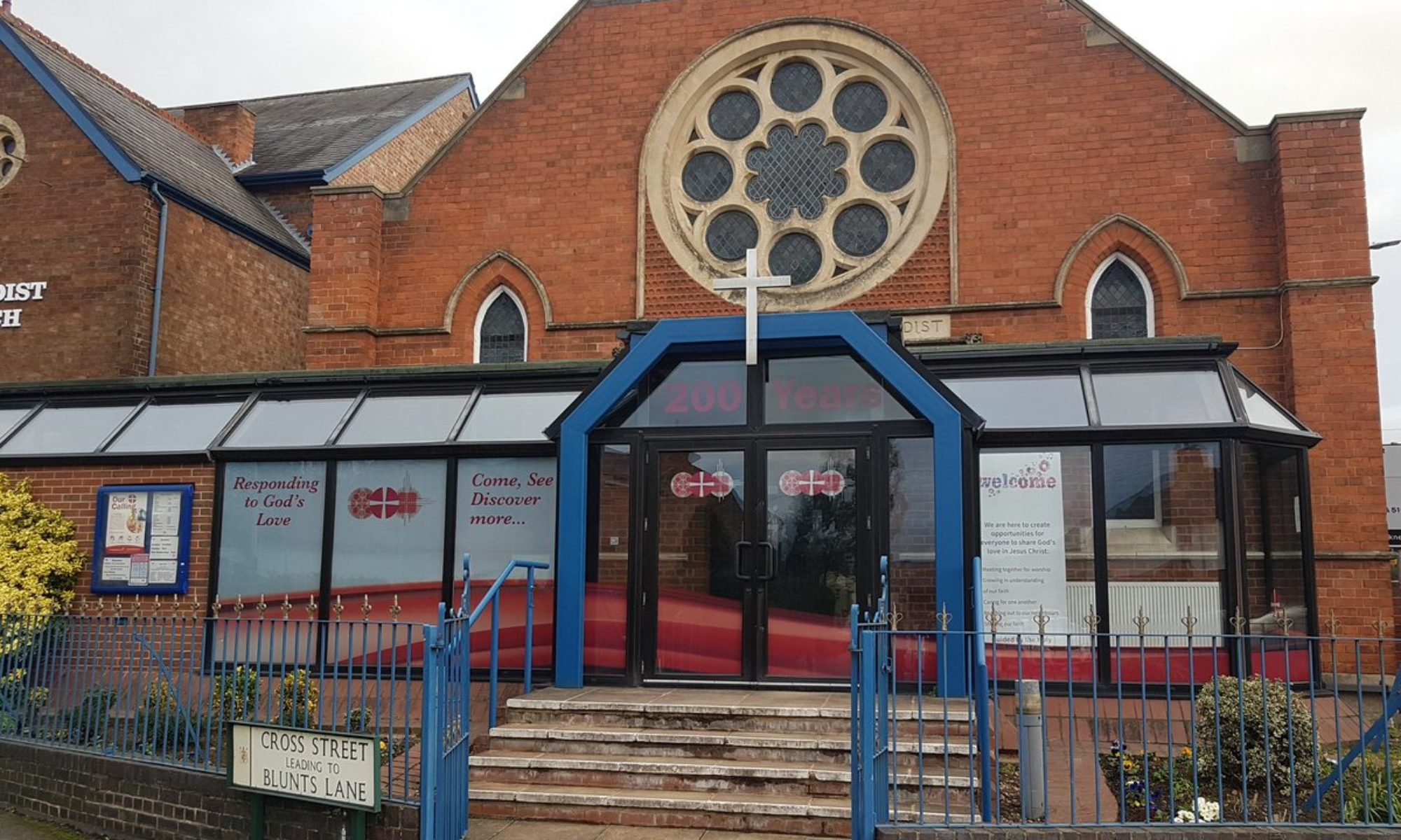 Wigston Magna Methodist Church